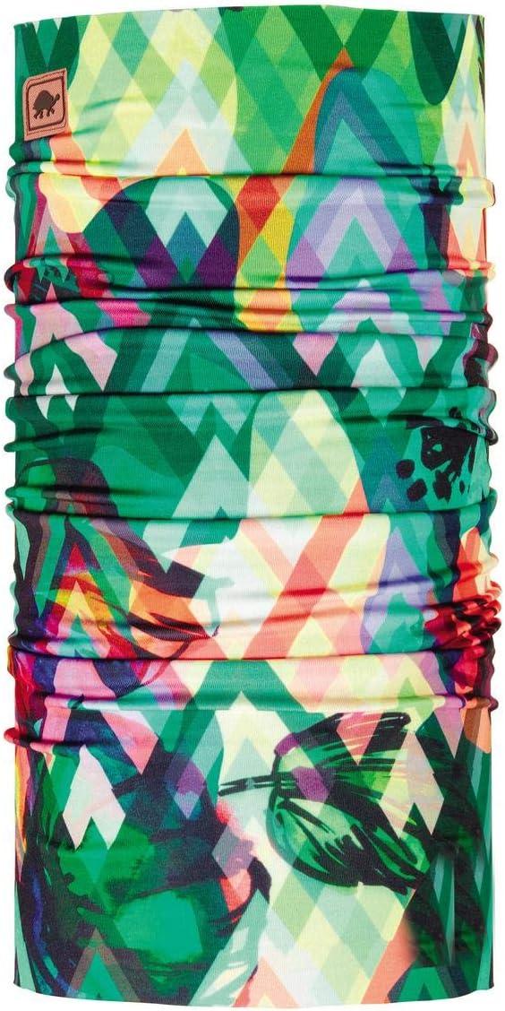 Turtle Fur Comfort Shell UV Totally Tubular Protective Face Mask Bandana, Prints