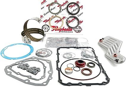 2002 ford explorer xlt transmission rebuild kit