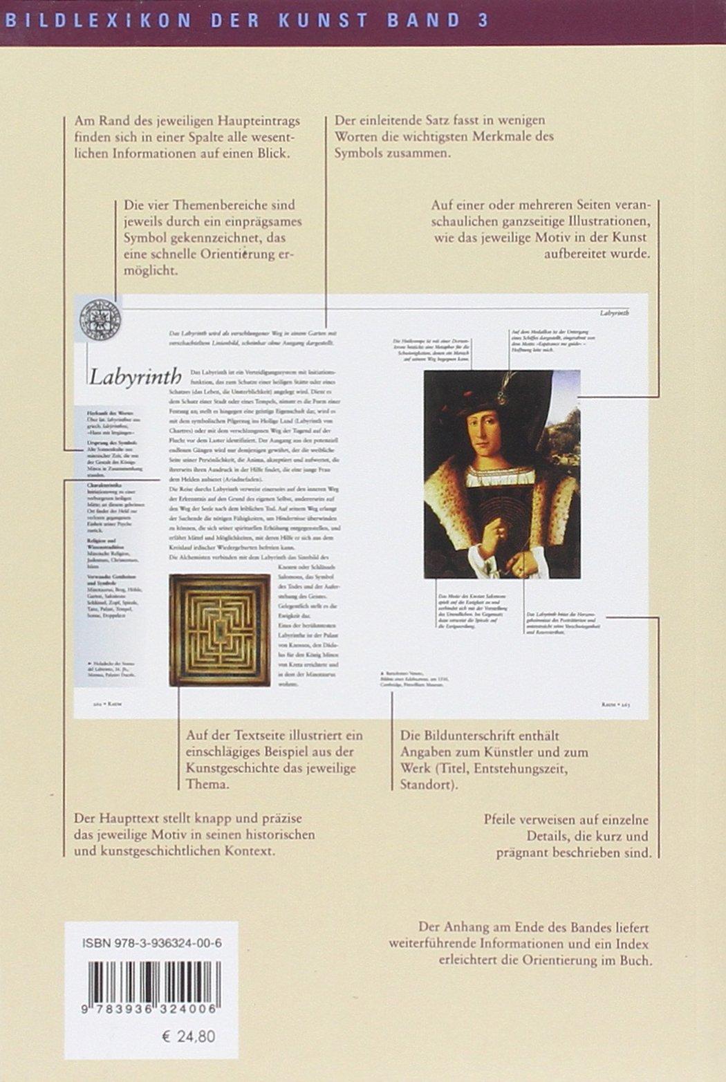 Bildlexikon der Kunst, Band 3: Symbole und Allegorien: Amazon.de ...