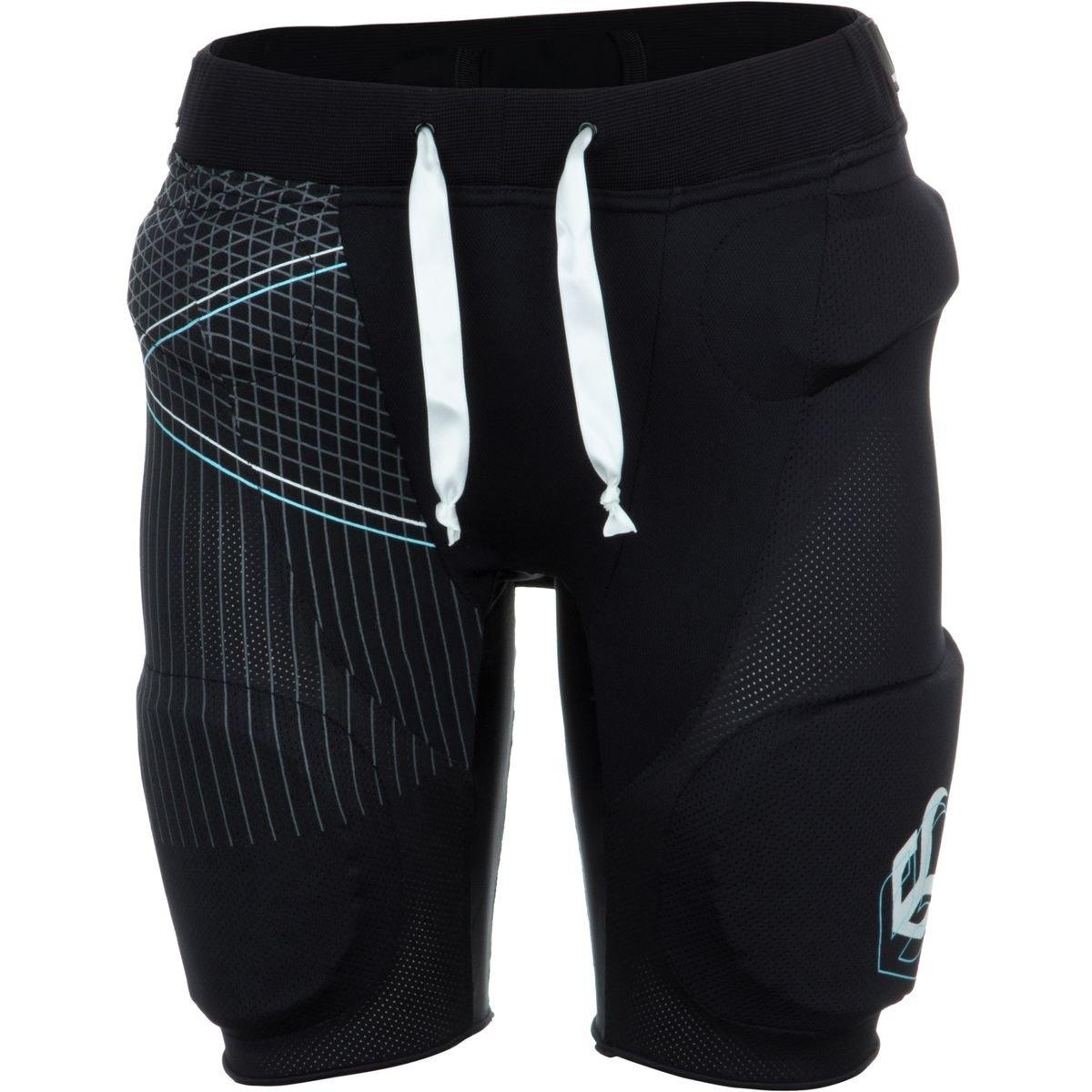 Demon FlexForce Pro Womens Protective Shorts Medium Black