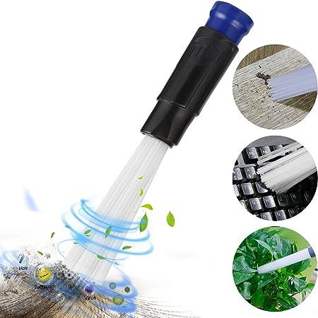 Nifogo Dust Cepillo Polvo Cepillo Limpiador Suciedad Universal vacío Adjunto Herramienta para Limpieza de ventilación,teclados,cajones, Coche: Amazon.es: Hogar