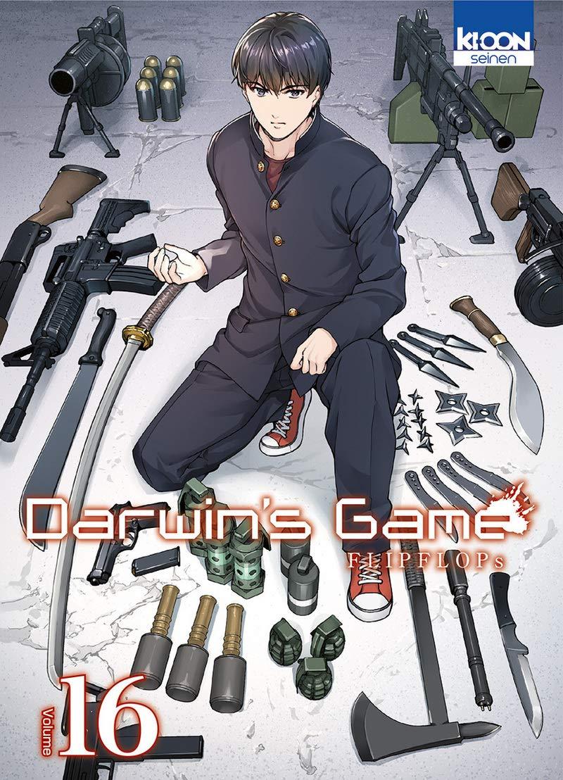 Darwin's Game T16 (16) (French Edition): Flipflop's, Le Quéré, David:  9791032704202: Amazon.com: Books
