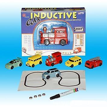 Juguetes Navidad cumpleaños regalo Magic Mini Pen vehículos ...