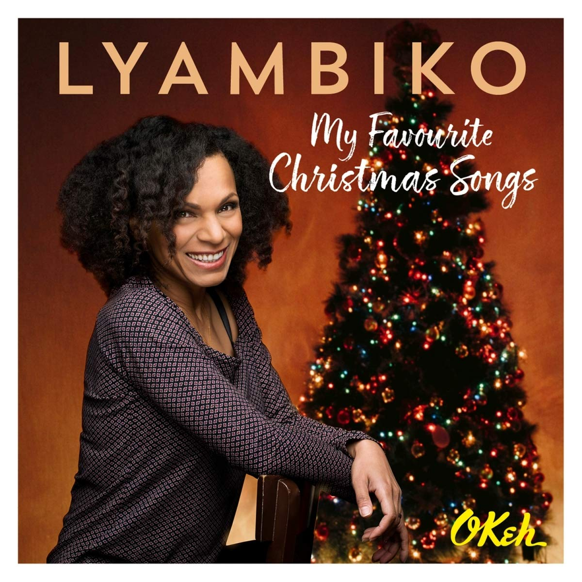 My Favourite Christmas Songs - Lyambiko: Amazon.de: Musik