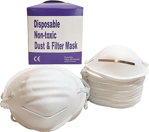 disposable paint mask