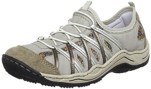 Rieker L0563 Women Low top, Women's Low Top Sneakers