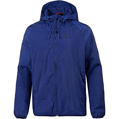 e3dd9eab4319ec Jordan Lifestyle Wings Windbreaker Jacket Mens at Amazon Men s Clothing  store
