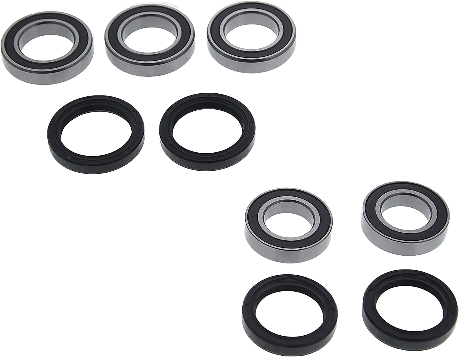 Wheel Front And Rear Bearing Kit for Yamaha 250cc YZ250F 2014-2016