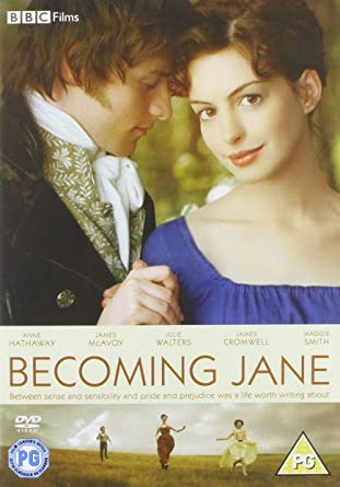 Becoming Jane Uk Import Amazonde Anne Hathaway James Mcavoy