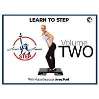 Step Across America and Learn to Step with Jenny Ford full length workouts
