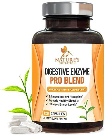Amazon.com: Enzimas Digestivas Plus prebióticos y ...