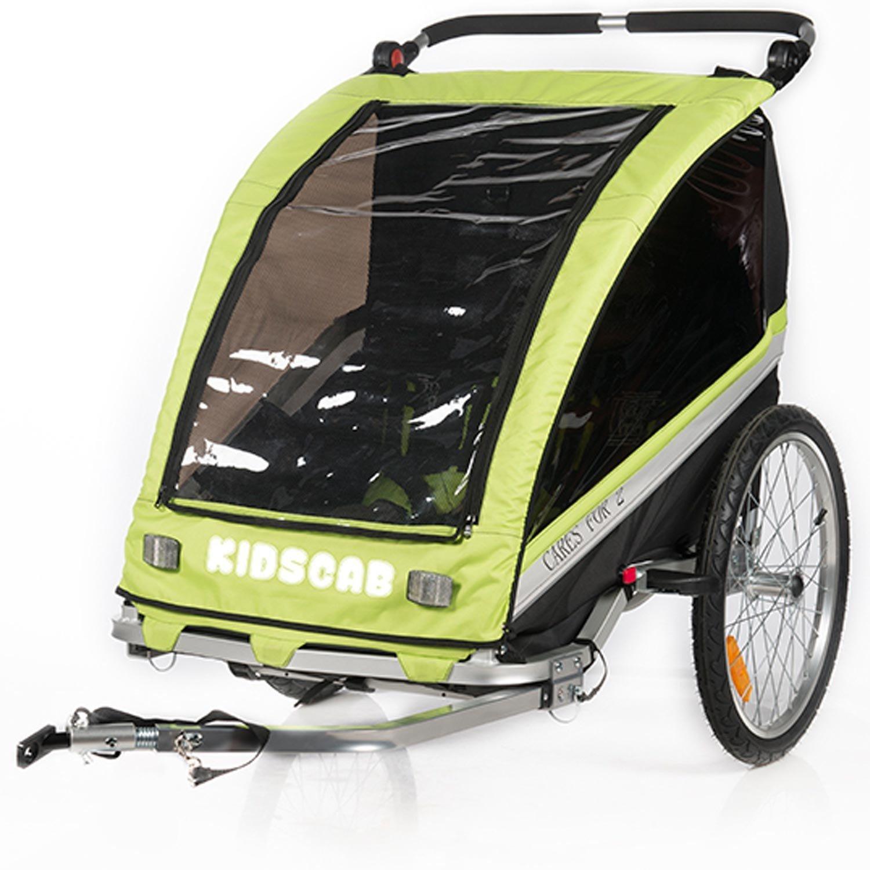1 Kidscab remolque de bicicleta para niños de remolque: Amazon.es ...