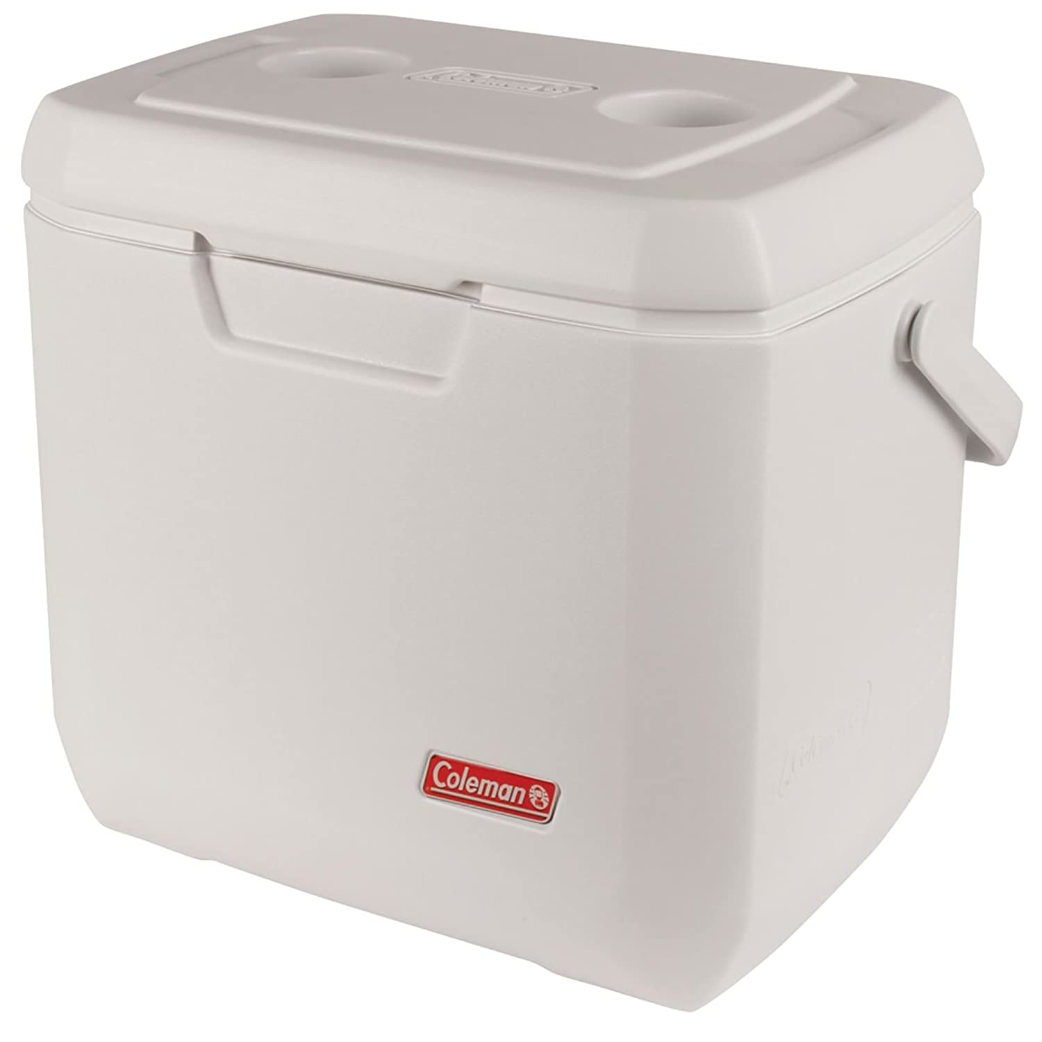 Coleman Cool Box Xtreme Marine 28QT, small high performance cooler box, keeps ice for 3 days, Ice box for drinks, picknicks and Camping, cool box capacity 26 Liters, use with ice packs 3000005138