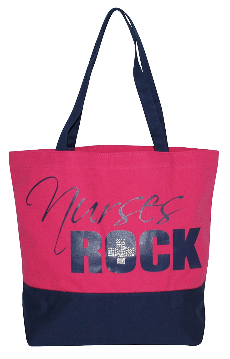 Nurses Rock Tote Scrub Stuff SS13003
