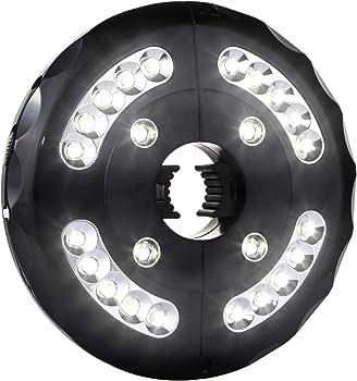 Amir 24-LED Cordless Patio Umbrella Night Lights