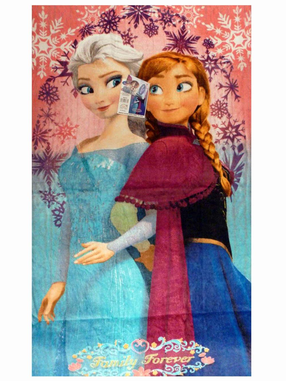La Reina de las Nieves - Beach Blanket Familia Forever (Kids Euroswan WD51051): Amazon.es: Juguetes y juegos
