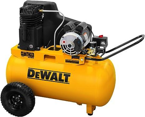 Compresores de Aire DeWalt - Cap. 20.0 Galones, Portatil