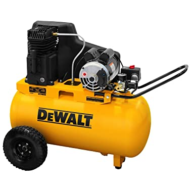 DeWalt DXCMPA1982054 20-Gallon Portable Air Compressor