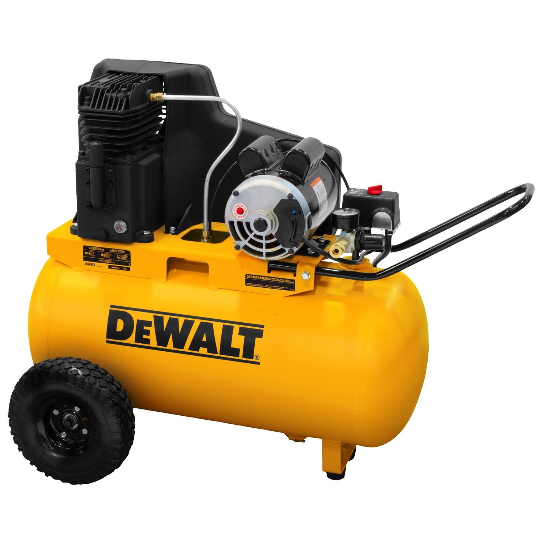 Dewalt Dxcmpa1982054 20 Gallon Portable Air Compressor Product Image