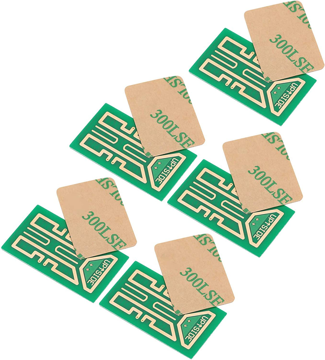 T angxi 5Pcs Outdoor Cell Phone Signal Enhancement Stickers, Outdoor Cell Phone Signal Enhancement Stickers Mobile Phone Signal Improver Boosters