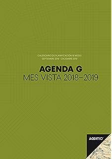 Additio P182 - Agenda G 2019-2020 mes vista para el ...
