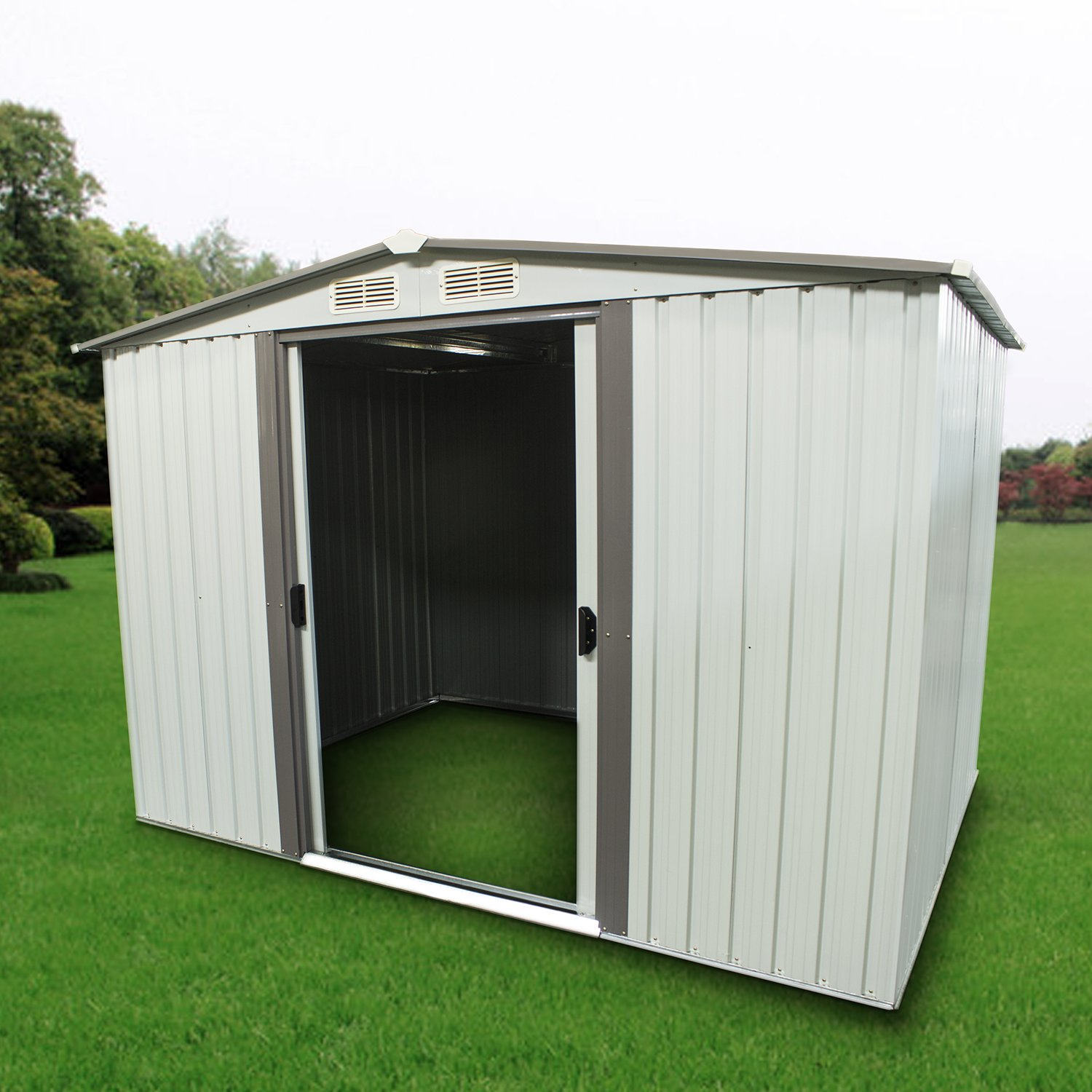 building shed barns utility storage gable portable the sheds and buildings barn farm