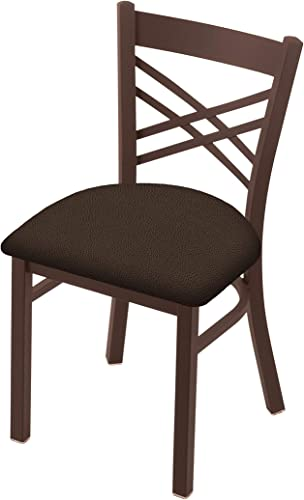Holland Bar Stool Co. 620 Catalina 18 Chair with Bronze Finish and Rein Coffee Seat