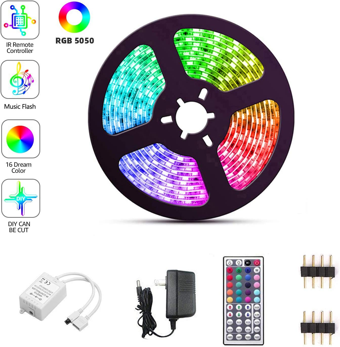 Amazon coupon code for LED Strip Lights