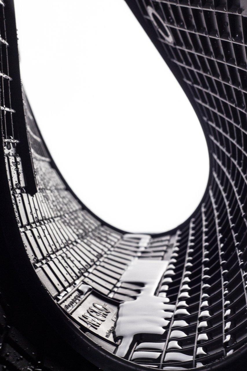 Tapis de Sol en Caoutchouc Smart Fortwo II /à partir de 2007