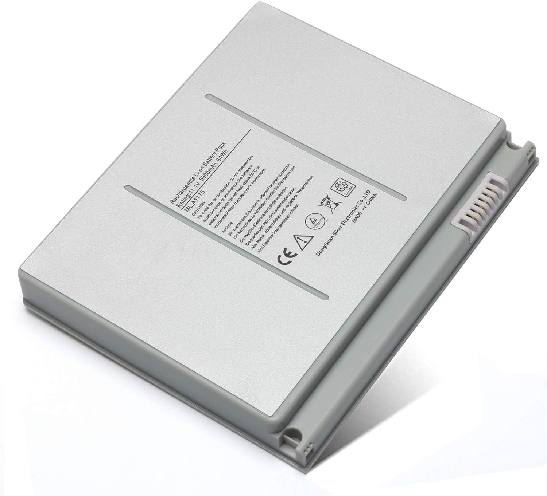 A1175 A1260 Laptop Battery for MacBook Pro 15 inch A1150 A1211 A1226 Compatible MA348G / A MA466LLA MA348J / A MB134XA MA463 MA464