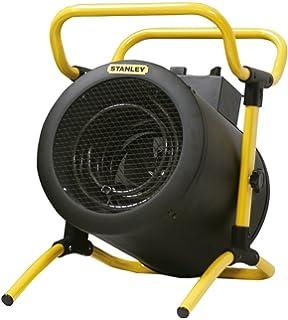 K2Calore KT0511 - Calefactor Industrial Eléctrico Kovyx Stanley Turbo 5000 W. resistencia de acero y