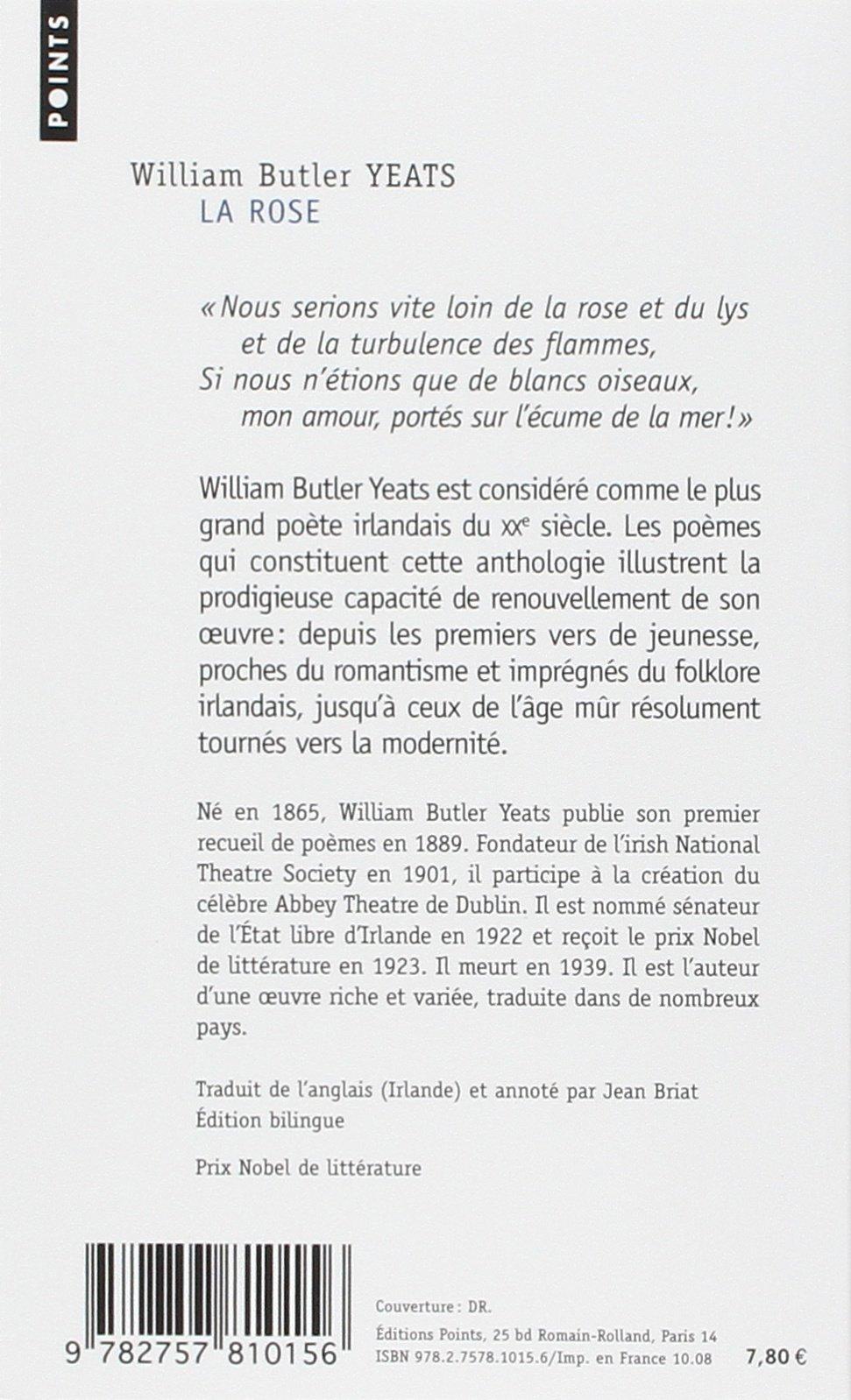 Rose Et Autres Pomesla English And French Edition John