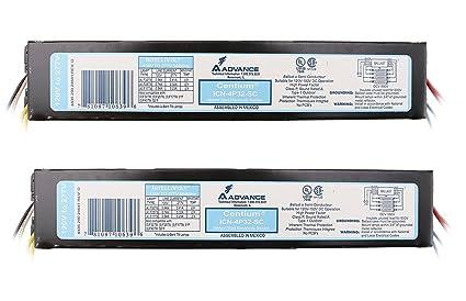 Philips Advance Fluorescent T8 32W light Ballast ICN-4P32-SC Combined shipping!