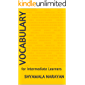 VOCABULARY: for Intermediate Learners (English Language series Book 2)