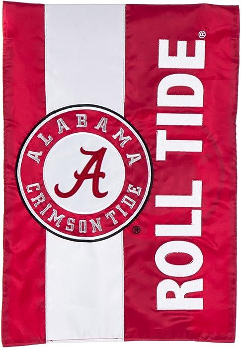 The Best Alabama Roll Tide Garden Flag