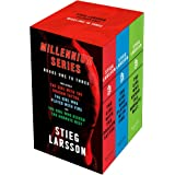 Millennium series 3 Books Collection Box Set by Stieg Larsson (Books 1 - 3) (The Girl With the Dragon Tattoo, The Girl Who Pl