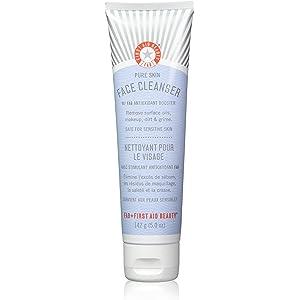 Amazon Com First Aid Beauty Face Cleanser 8 Ounce Beauty