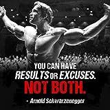 bribase shop Arnold Schwarzenegger Poster 32 inch x 32 inch