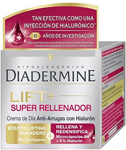 Diadermine Lift + Super Rellenador Dia - 50 Ml