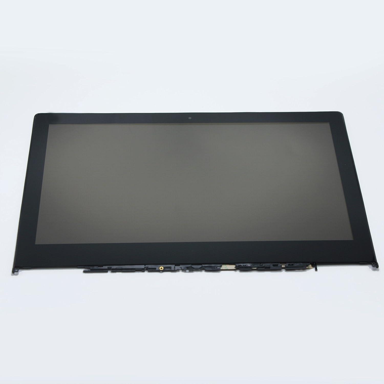 FTDLCD® 13,3 pulgada LCD Pantalla Táctil Digitalizador con Marco Reparación del Ordenador Portátiles Asamblea para Lenovo Yoga 2 Pro 13: Amazon.es: ...