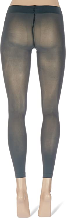 Matt Semi-Blickdicht vielseitig kombinierbar Versch 1 St/ück FALKE Damen Capri Leggings Pure Matt 50 Denier Matt Farben Gr/ö/ße S-L semi-opaque