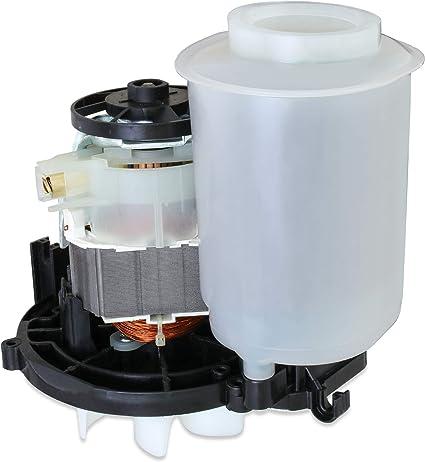 Turbina de aspiración para motor, motor de repuesto con filtro para aspiradora Vorwerk Kobold 121 y 122: Amazon.es: Hogar