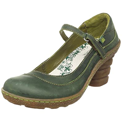uk availability df3bd a4603 El Naturalista Women's N760 Dome Mary-Jane Pump