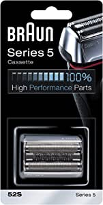 Braun Series 5 52S Replacement Foil and Cutter Cassette