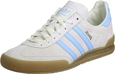 adidas Jeans Schuhe 4,0 white/sky/gum: Amazon.de: Schuhe & Handtaschen