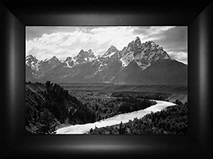 Amazon com: River Paradise By Ansel Adams 24x18 Snake River