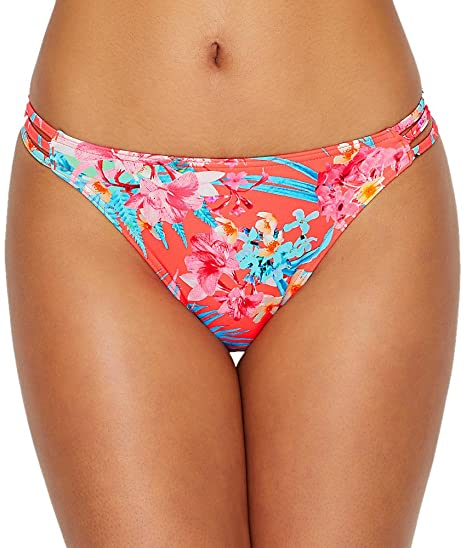 7b385e5cb7 Freya Bain - Slip de bain tanga Freya WILD SUN tropical punch: Amazon.fr:  Vêtements et accessoires