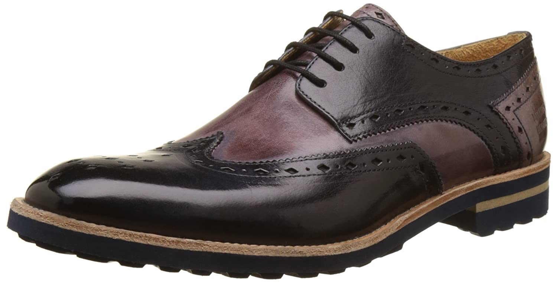 TALLA 44 EU. Melvin & Hamilton Eddy 5 Zapatos Derby, Hombre