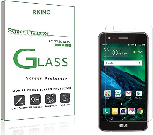 For Cricket LG Fortune// LG Fortune 2 Full-Fit Tempered Glass Screen Protector