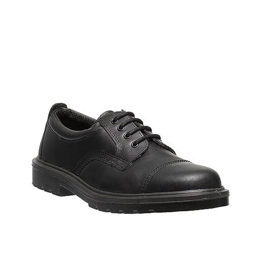 Parade - Zapatos de seguridad Ekoa 5814 - Hombre - Negro - 46 TET1FBBr
